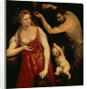 Venus and Mars by Paris Bordone