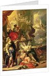 Allegory of a Reign by Francesco Solimena