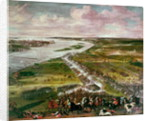 Battle for the Crossing of the Dvina by Swedish School