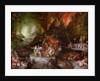 Aeneas and the Sibyl in the Underworld by Jan the Elder Brueghel
