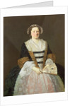 Portrait of Unknown Lady by George Beare