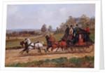 Coaching Scene by Henry Thomas Alken