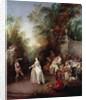 A Feast by Nicolas Lancret