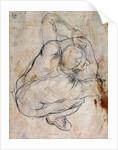 Study for the Last Judgement (recto) by Michelangelo Buonarroti