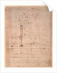 Design for the tomb of Pope Julius II by Michelangelo Buonarroti
