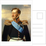 Tsar Nicholas I by Anonymous
