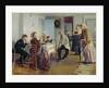 Hiring of a Maid by Vladimir Egorovic Makovsky