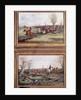 Pair of Hunting Scenes by Henry Thomas Alken