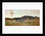 Summer Landscape by Luigi Loir