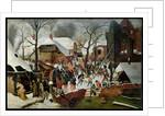 The Adoration of the Magi by Pieter Bruegel the Elder