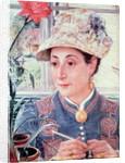 Jeanette Rubenson by Ernst Josephson