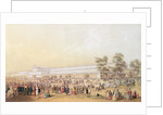 View of the Crystal Palace by George Baxter