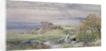 Coast Scene with Children in the Foreground by William Collins