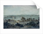 The Valley of the Stour, with Stratford St.Mary in the distance by John Constable