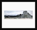 A View at Hursley, Hampshire by John Constable