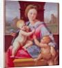 The Aldobrandini Madonna or The Garvagh Madonna by Raphael