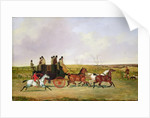 Horse and Carriage by David of York Dalby