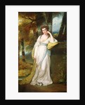 Portrait of Mrs. Henry Maxwell by George Romney