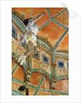 Miss La la at the Cirque Fernando by Edgar Degas