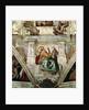 Sistine Chapel Ceiling by Michelangelo Buonarroti