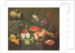 Flowers on a Ledge by Juan de Arellano