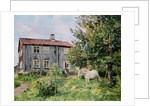 At the Farm by Gerhard Peter Frantz Vilhelm Munthe