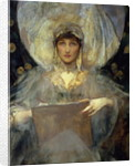Portrait of Violet, Duchess of Rutland by Sir James Jebusa Shannon