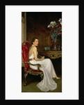Viscountess Wimborne by John Lavery