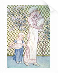 Mother and Child by Kate Greenaway