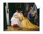 First Born by Gustave Leonard de Jonghe