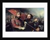 The National Uprising of Kuzma Minin and Count Dmitry Pozharsky by Michail Ivanovich Skotti