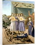Nativity by Piero della