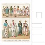 Roman Dress by Albert Kretschmer