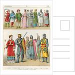 French Dress by Albert Kretschmer