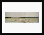 Battlefield of Agincourt by John Absolon