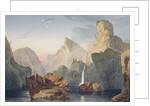 The Black Irkout, Oriental Siberia by Thomas Witlam Atkinson