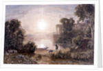 Classical Landscape by George the Younger Barret