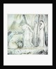 The compassion of Pharaoh's Daughter or The Finding of Moses by William Blake