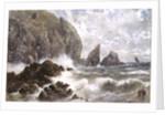 Coast Scene by Samuel Bough