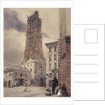 The Tower of St. Jacques, Paris by Thomas Shotter Boys