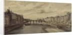 The Pont Neuf, Paris by Thomas Shotter Boys