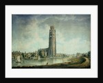 Boston Stump: view from the South-west by John Buckler