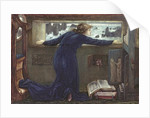 Dorigen of Bretaigne longing for the Safe Return of her Husband by Sir Edward Coley Burne-Jones