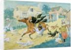John Gilpin riding to Edmonton by Randolph Caldecott