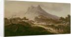 Mount Etna, Sicily by Frederick Calvert