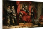 Macbeth instructing the Murderers employed to kill Banquo by George Cattermole