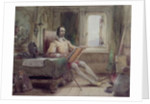 Don Quixote in his Study by George Cattermole