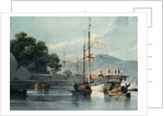 Shipping on a Chinese River by George Chinnery