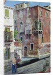 A Scene in Venice by Sir Caspar Purdon Clarke