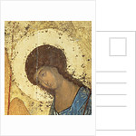 Detail from The Holy Trinity by Andrei Rublev